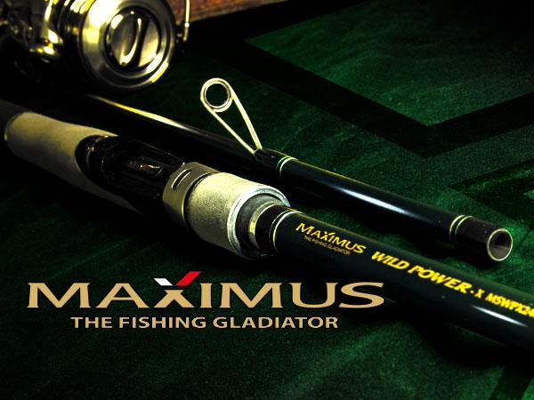 Maximus Wild Power-X