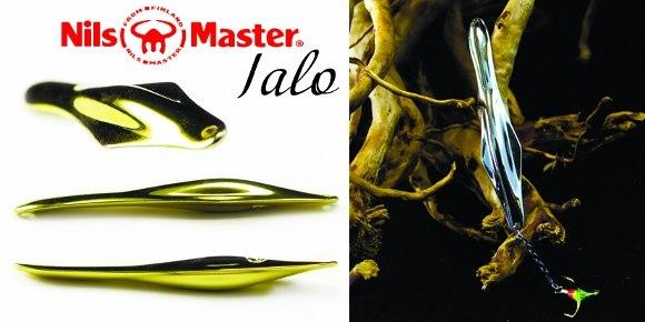 Зимняя блесна Nils Master Jalo